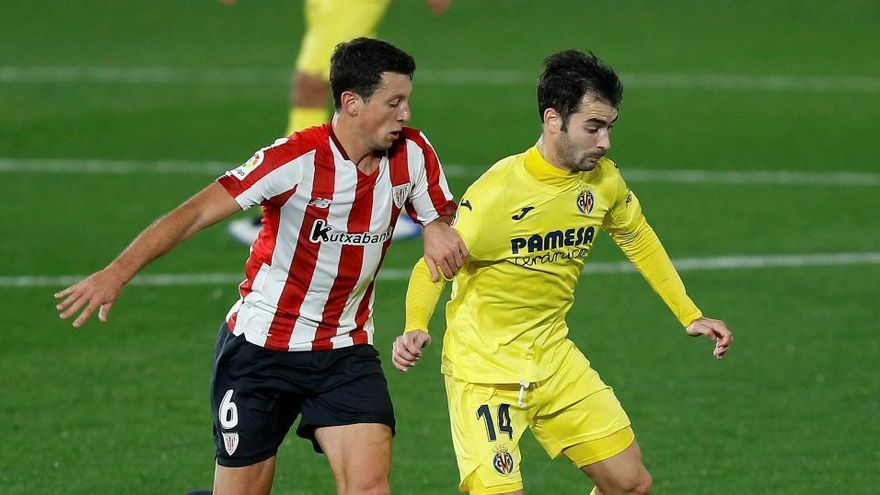 Tablas en un duelo equilibrado entre Villarreal y Athletic