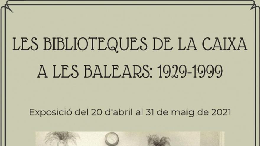 Les biblioteques de la Caixa a Balears