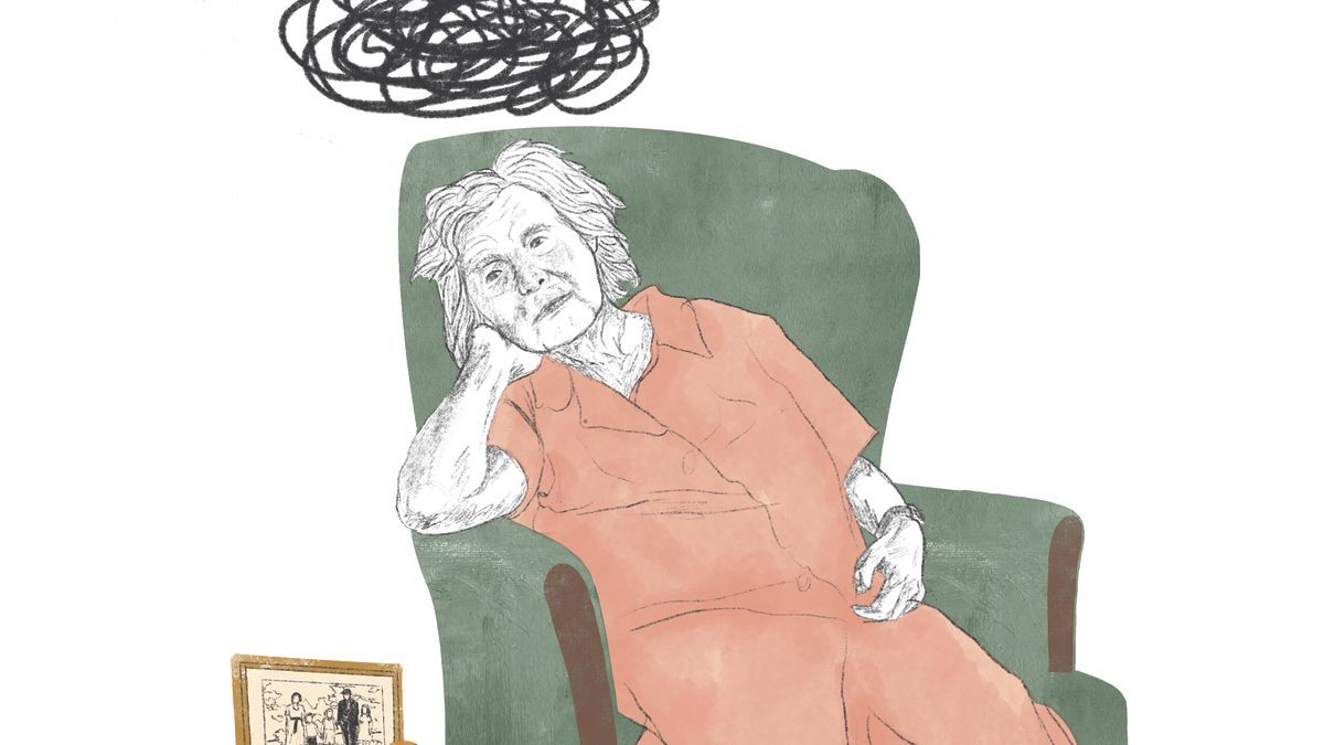 Ilustración de Loba López