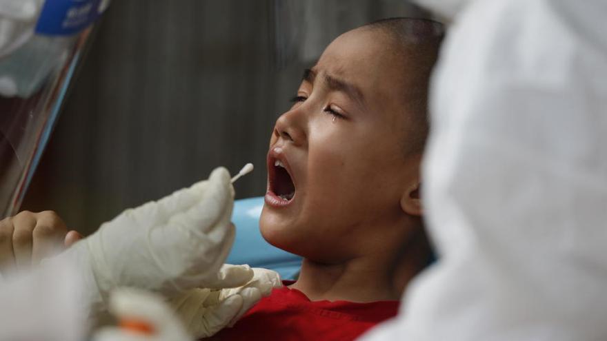 La pandemia supera los 35,8 millones de contagios