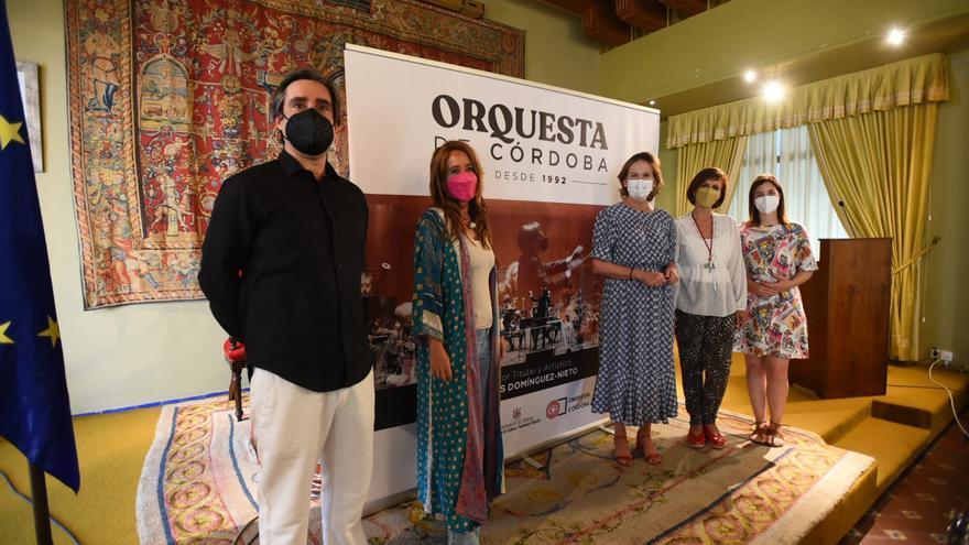 """La Orquesta de Córdoba celebra su 30 aniversario con una nueva temporada """"ilusionante"""""""