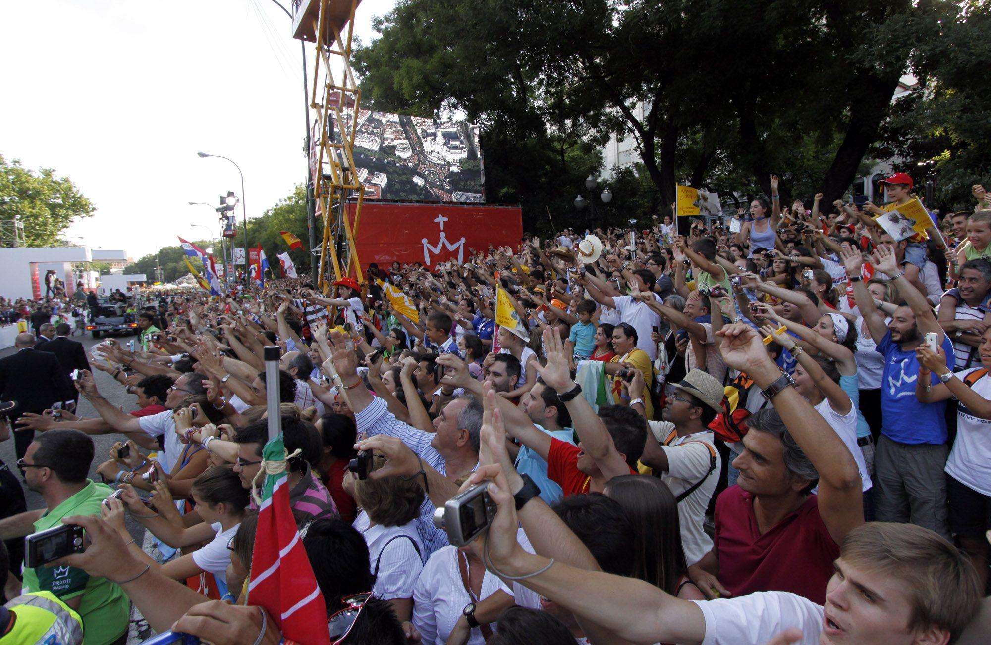 Cuando la Semana Santa de Zamora conquistó Madrid