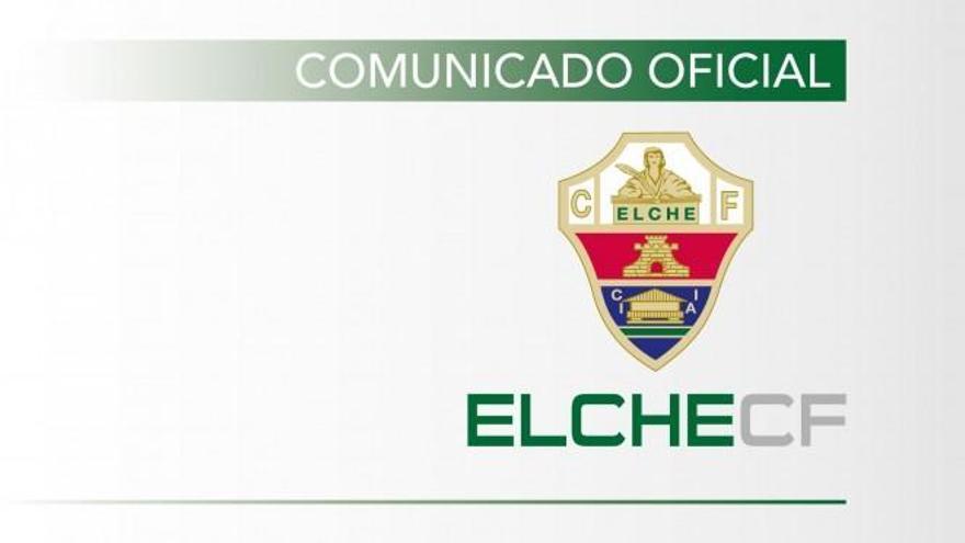 """El Elche CF tras la suspensión del Deportivo-Fuenlabrada: """"Con lo sucedido hoy se pone en riesgo la competición"""""""