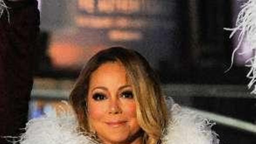 Piratas informáticos 'hackean' el Twitter de Mariah Carey