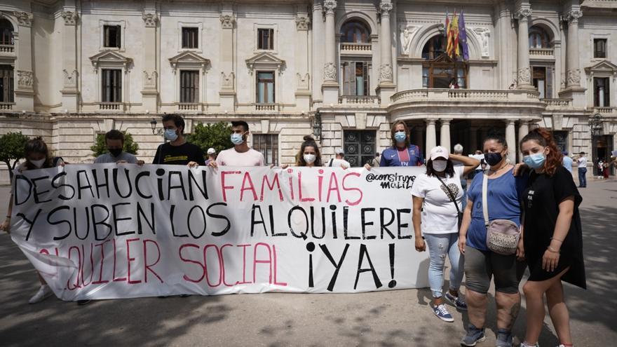 València impondrá un recargo del 30% del IBI a los grandes propietarios de pisos vacíos