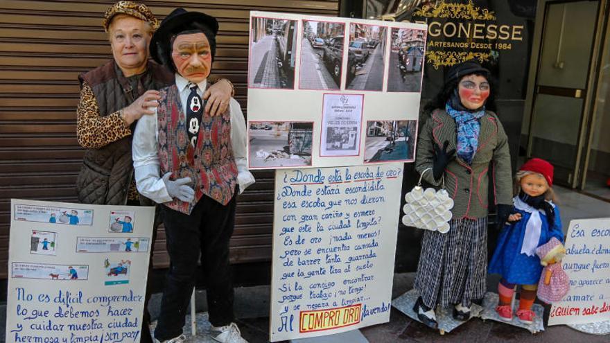 Coronavirus en Elche: Suspenden el concurso Velles de Serra