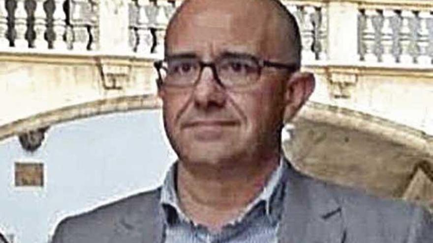 El concejal en Cort Pedro Ribas será el cartel electoral de Ciudadanos  para ir al Senado