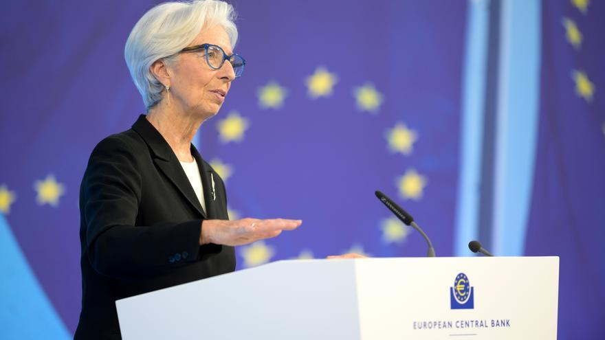 El BCE alerta de los riesgos de no emitir una moneda digital