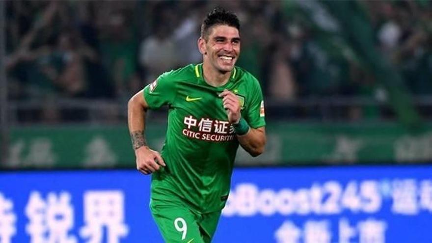 El Beijing Gouan de Jonathan Soriano es proclama campió de la Copa xinesa