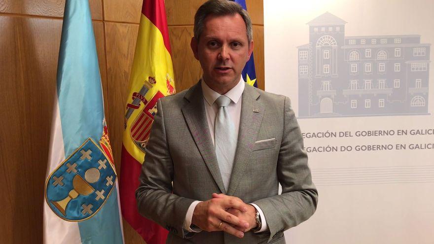 La Delegación del Gobierno en Galicia anuncia tres detenciones por la muerte de Samuel Luiz