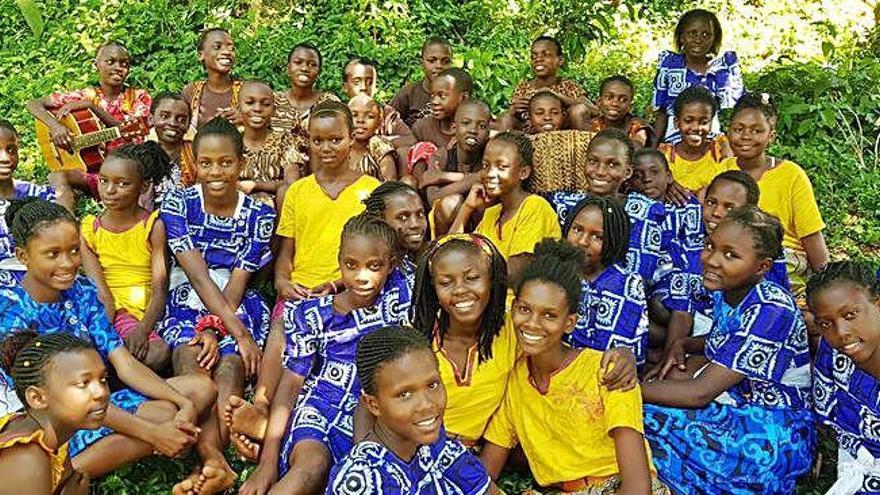 Festival a Figueres per recollir fons per a una escola orfenat d'Uganda
