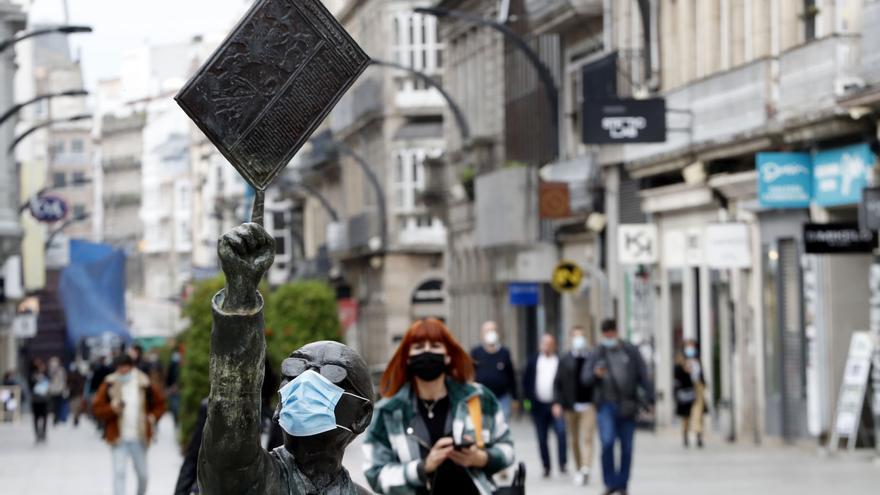 Vigo, el área de Galicia con el mayor aumento de casos activos por Covid-19