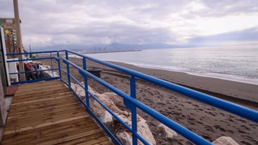 Acondicionan los accesos a la playa de Sacaba por la petición de los vecinos