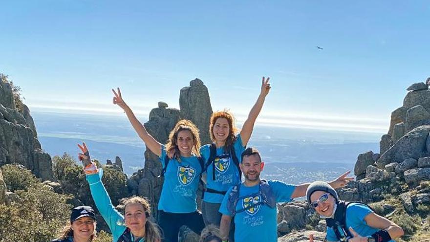 Las Cabras Azules disputarán el Trail de Piedrafita de Jaca con fines solidarios