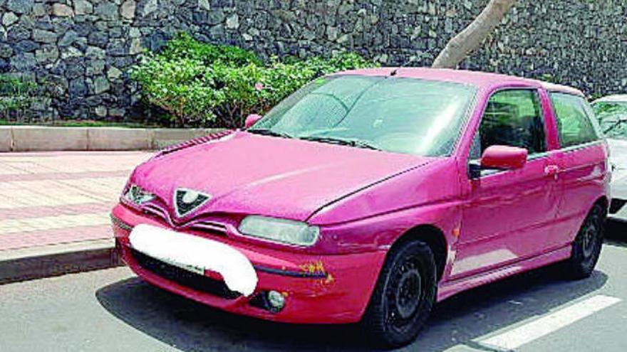 La foto del coche, clave en la detención de los acusados por el atropello de Adeje