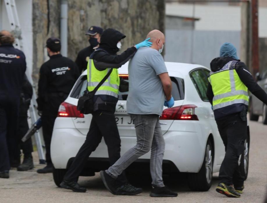 Nueva operación antidroga en la comarca