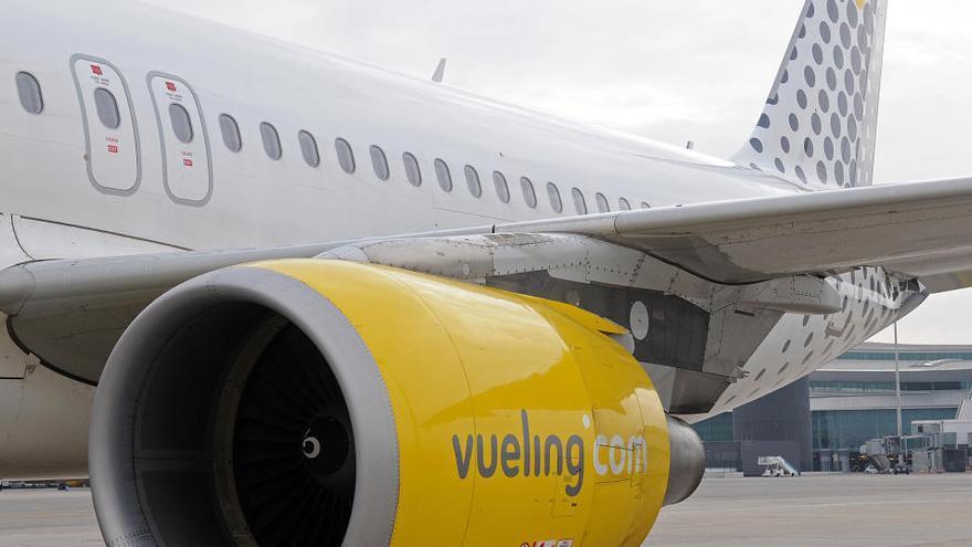Vueling conecta desde hoy Murcia con Barcelona