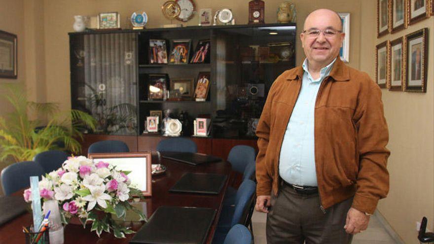 Manuel Curtido Oliva, único candidato que opta a ser presidente de las peñas