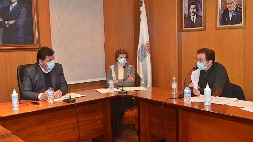 El Ayuntamiento de Meaño urge la ampliación de la depuradora de Os Pasales, tras una moción del PSOE