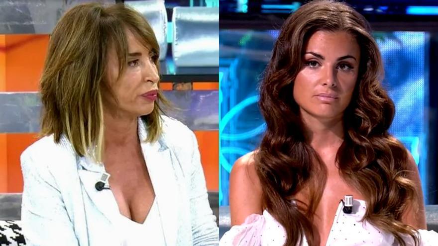 """María Patiño advierte a Alexia Rivas: """"Con mi profesión no va a jugar nadie"""""""