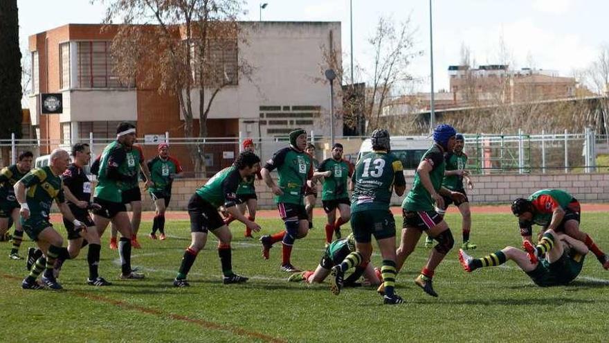 El Zamora RC da el primer golpe en la Copa