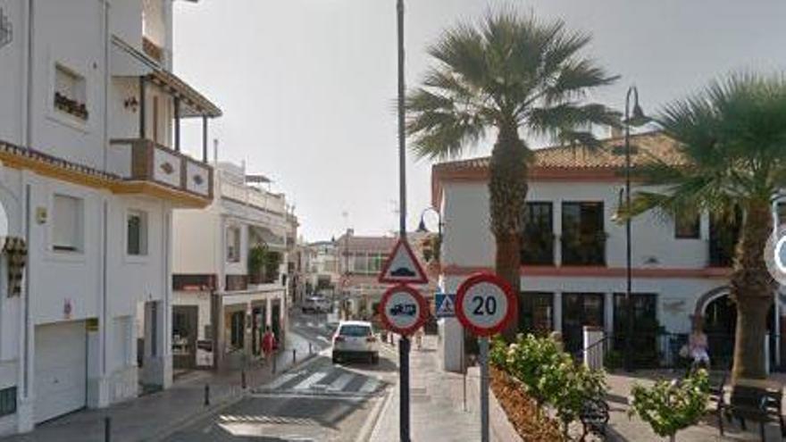 Mijas saca a concurso la remodelación integral de la calle Marbella