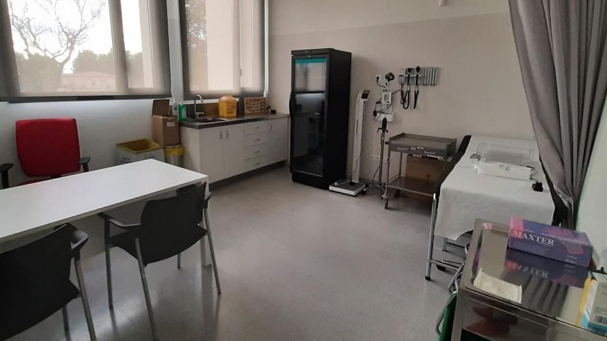 Collbató estrena el nou consultori mèdic el dia 1 de febrer