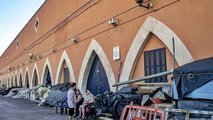 Sale a concurso la gestión de la lonja del pescado en el Mollet de Palma
