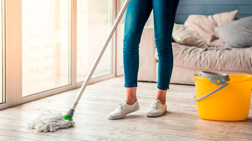 La fregona más vendida que ha revolucionado el mercado por su eficacia a la hora de limpiar