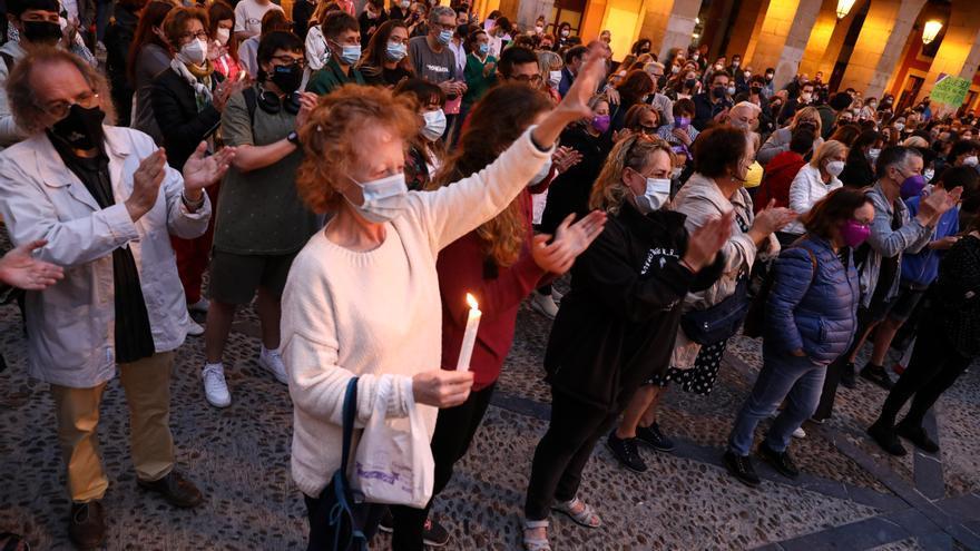 Oviedo se convierte en la capital contra el maltrato: convocada una gran manifestación en la capital asturiana