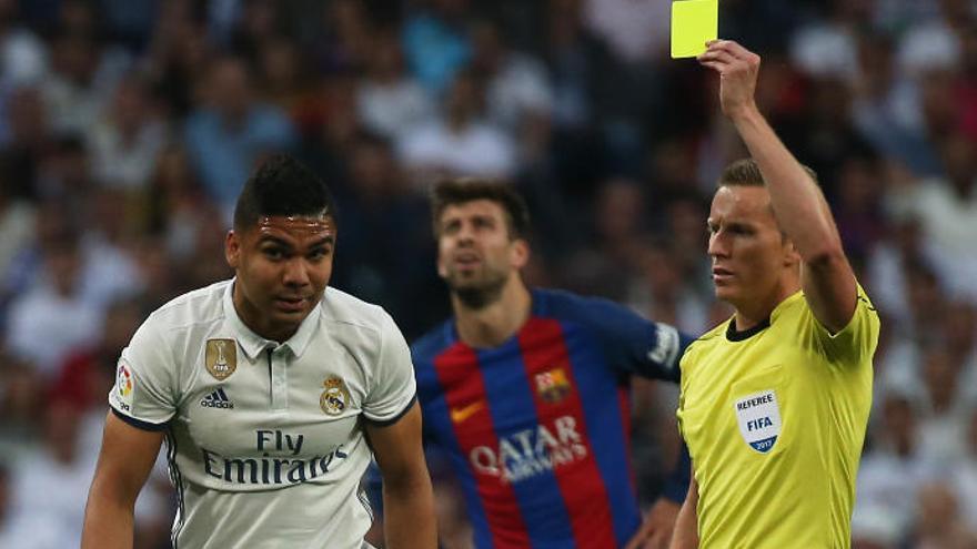 Hernández Hernández arbitrará el Real Madrid-Barcelona de LaLiga