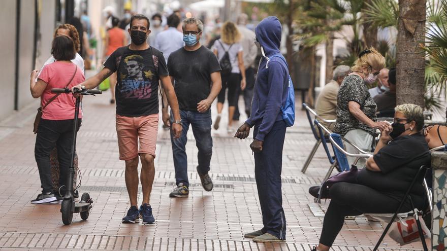 Canarias supera los 900 contagios de Covid-19 en las últimas 24 horas