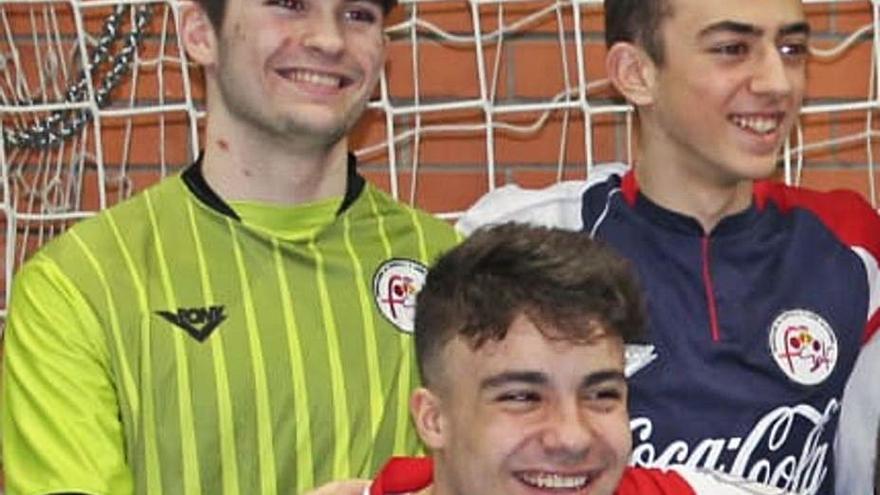 Bruno Galindo, convocado con la Selección Española Sub-18 de Fútbol Sala