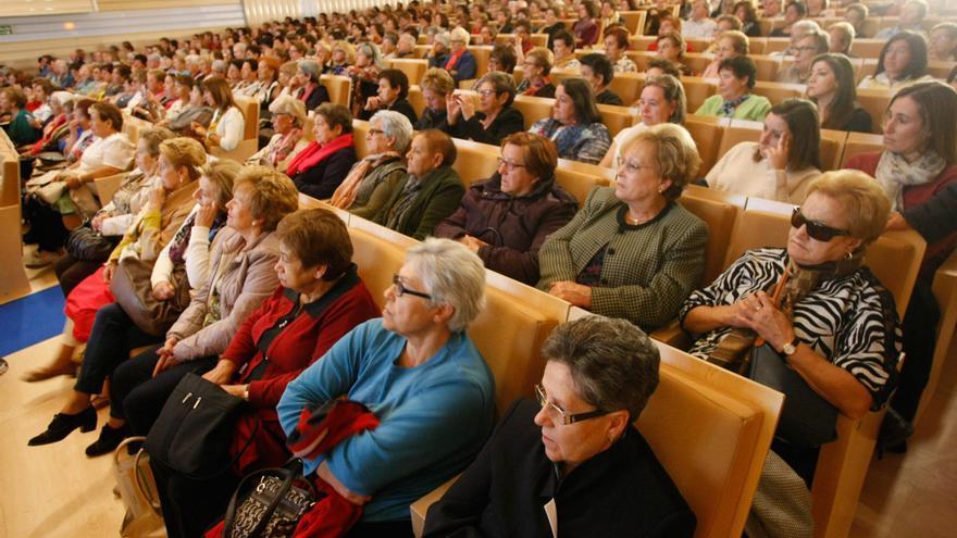 Las Mujeres del Medio Rural de Zamora reciben el Premio Solidaridad Civil de la Unión Europea