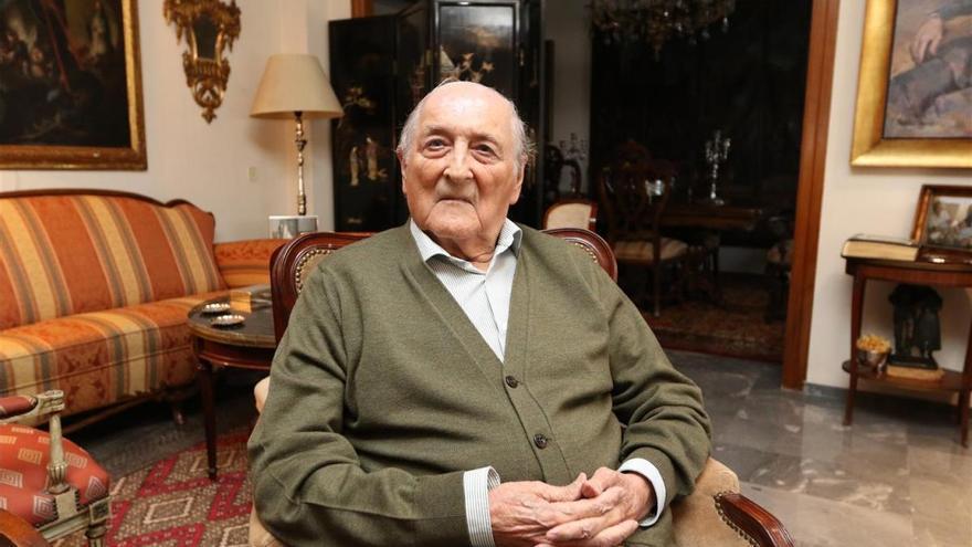 Fallece el empresario agrario Ricardo López Crespo, expresidente de la Caja Rural de Córdoba