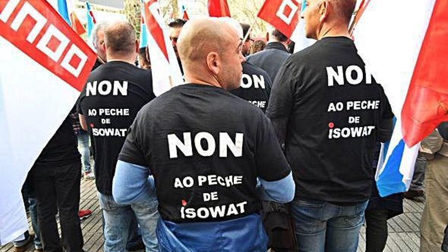 Un mes para salvar Isowat