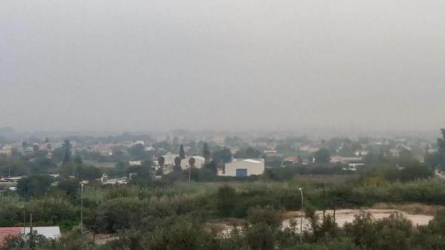 Murcia, entre las regiones con peor calidad del aire
