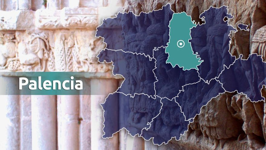 Cuatro heridos en un accidente de tráfico en Cubillo de Castrejón (Palencia)