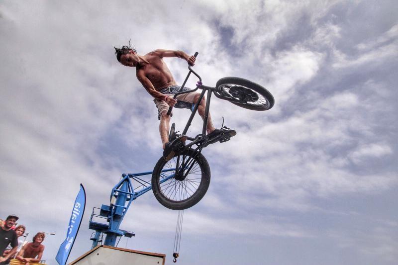 Phe Festival: acrobacias en BMX