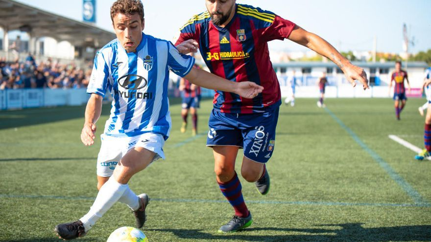 David Haro también renueva por el Atlético Baleares