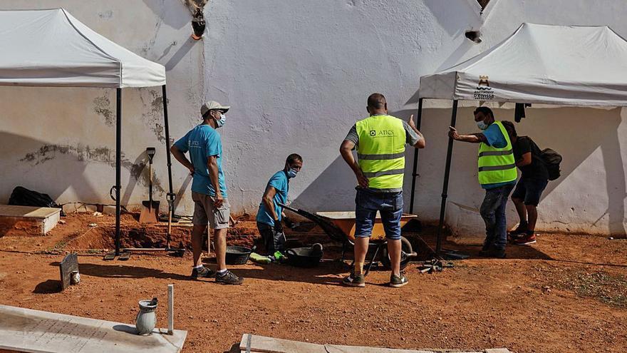 Excavaciones para hallar restros de víctimas del franquismo en Ibiza y Formentera
