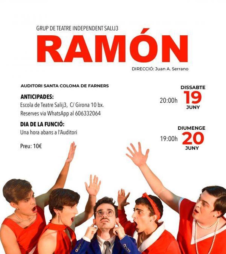 """Teatre amb """"Ramon"""""""