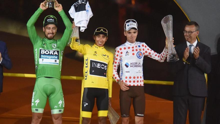 Egan Bernal, el ciclista de las alturas que conquista el Tour