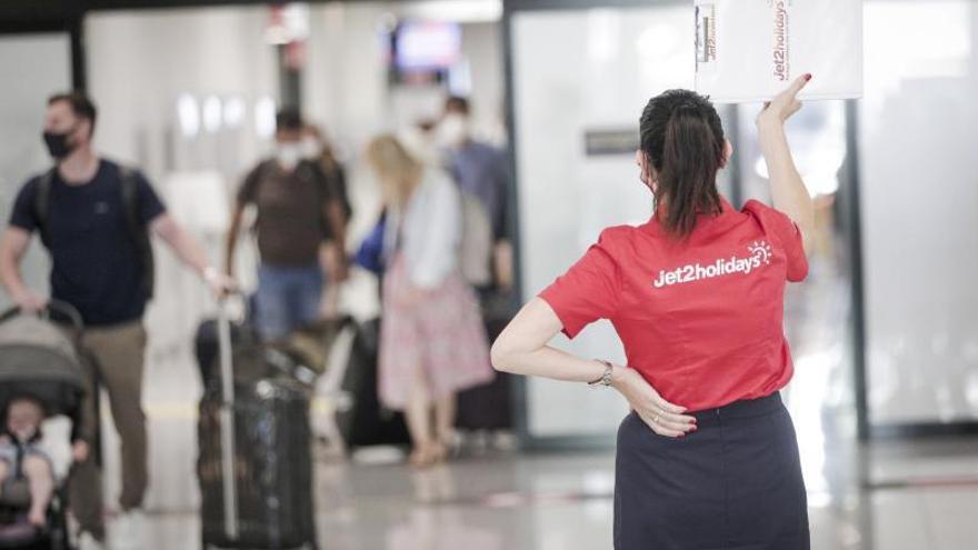 Jet2 mantiene los vuelos con Mallorca hasta principios de noviembre