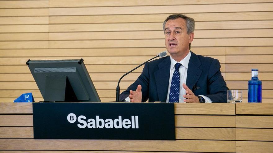El Sabadell prevé reducir costes en 100 millones en un año