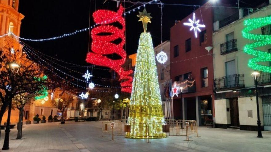 La Navidad llega a Bullas