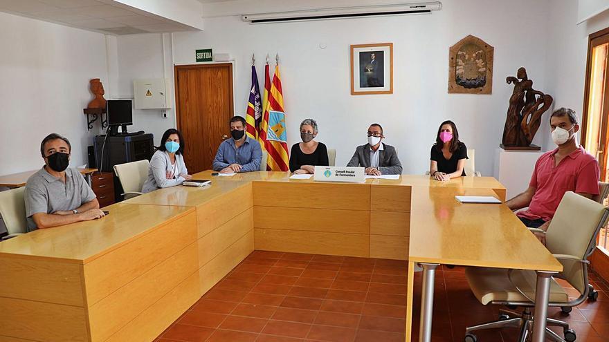 En busca de los restos de las 58 víctimas que murieron en el penal  franquista de Formentera