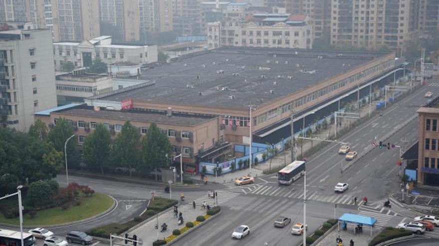 La OMS concluye que el coronavirus es de origen animal y que surgió en diciembre en Wuhan
