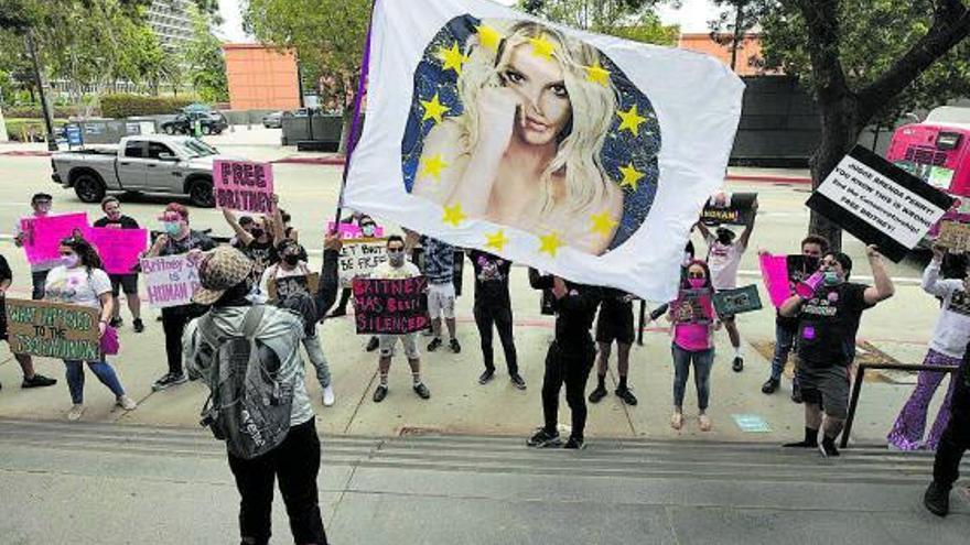 Britney Spears declarará sobre su tutela