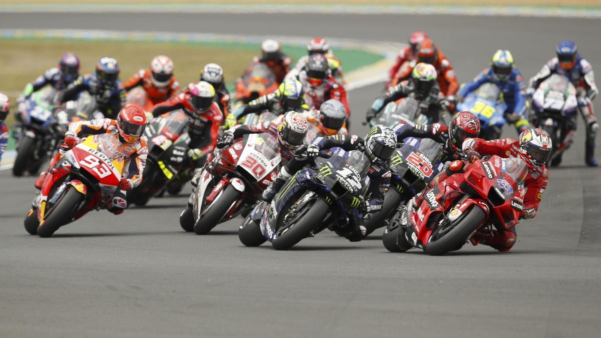 Gran Premio de Francia de MotoGP